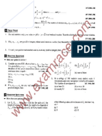 JEE Questions Miscellaneous