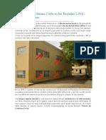 El Efecto de Columna Corta en Las Escuelas Latinoamericanas