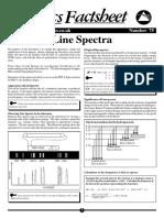 Line Spectra