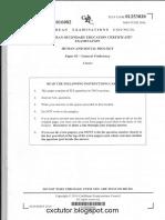 HSB - Paper 02 - cxctutor.blogspot.com.pdf