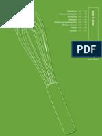 Pastelería. Catálogo Profesional de Hostelería 09/10. Grupo CRISOL.
