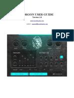 Gorgon User Guide