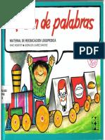 Monfort Marc - El Tren De Las Palabras - Material De Reeducacion Logopedica.pdf