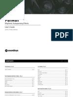PanMan Manual