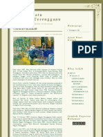 Sejarah Batu Bersurat Terengganu