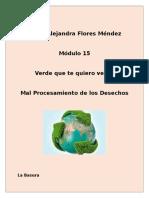 Final Modulo 15