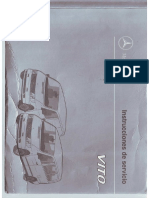 Manual Mercedes Vito
