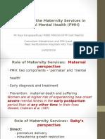 Raja G Role of Midwifery
