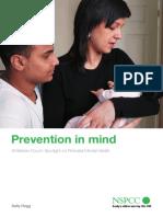 NSPCC Spotlight Mental Health Wdf96656