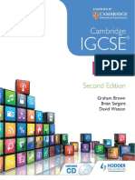 Information and Communication Technology (Second Edition) By Graham Brown and David Watson.pdf