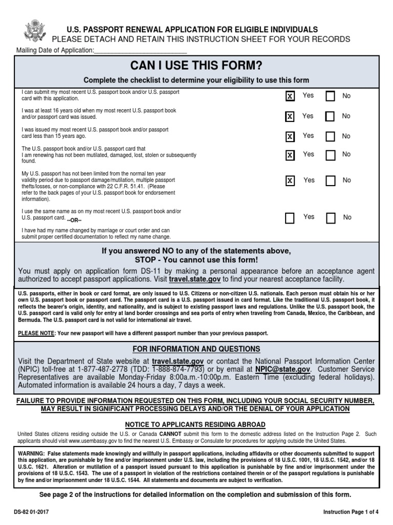 DS82_Complete.pdf | Passport | United States Nationality Law