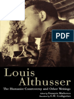 Althusser, L - Humanist Controversy & Other Writings (Verso, 2003) trans. G.M. Goshgarian.pdf