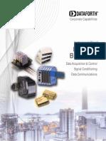 Dataforth Corp Brochure