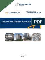 PROJETO PEDAGÓGICO INSTITUCIONAL