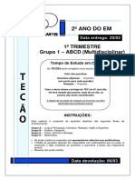 Tec - 1 Abcd - 2º Ano Em