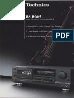 Technics RS-B665