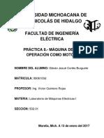 Practica 8.- Maquinas Electricas