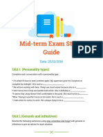 Mid TermexamStudyGuide.level9