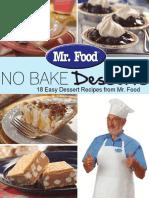 MrFood eCookbook - No Bake Desserts.pdf