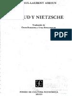 Assoun, P.-l. - Freud y Nietzsche
