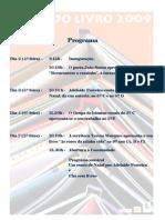Planificação das actividades da Feira do Livro