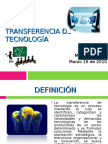 transferenciadetecnologa-100316220915-phpapp01