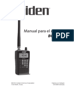 manual de usuario UNIDEM BCXL75