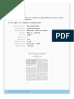 Receipt MetE 12 E1 Particle Size Analysis