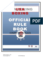 1 11 14 USA Boxing Competition Rules