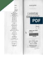Analyse textuelle dun conte dEdgar Poe Laventure semiologique