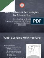 1 Web Technologies
