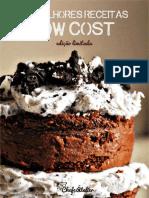 Livro de Receitas Low Cost