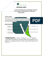 Programa Final Arica