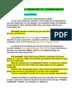 Pnl - Phobie - Principe Et Changement