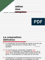 6 Composition Abreviation