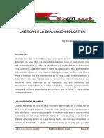 La ética en la evaluación educativa.pdf