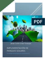 Parque Fotovoltaico