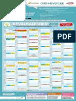 2016 Afvalkalender Oud-heverlee (1)