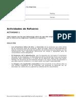 RRHH Unidad 13 Actividades Solucion