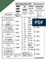 030617 -  weekly homework