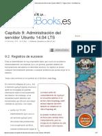 Capítulo 9_ Administración Del Servidor Ubuntu 14.04 LTS - Página 2 de 8 - SomeBooks