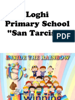 "Logo suggestions - eTwinning Project ""Inside The Rainbow"""