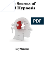 The Secrets of Self Hypnosis - Workbook