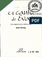 El Canto de Eva - June Strong