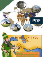 unit 9 egypt