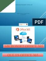 Presentación Office365_Ismael Noriega
