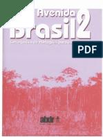 Novo Avenida Brasil 2 - Curso Básico de Portugués Para Estrangeiros - Ed 2009