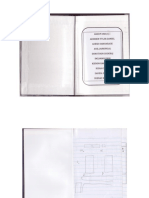 Surveying Field Notes