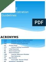 2016 NCAE Guidelines