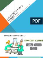 Drug Therapeutics Committees